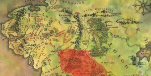 Die Kartographie in der Fantasy-Literatur