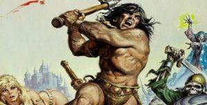 Conan (Der Barbar als Verteidiger der Literatur)