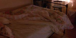 Das leere Bett