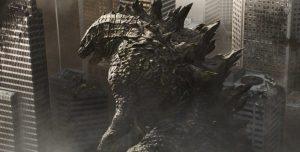 Als Godzilla in mein Leben trat