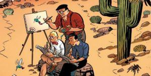 Comic Forschung