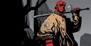 Hellboy (Ein echtes Höllenkind)