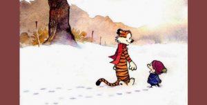 Calvin (und Hobbes) – ein Herz und eine Seele