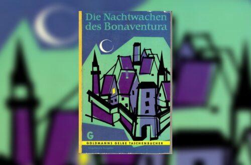 Die Nachtwachen des Bonaventura